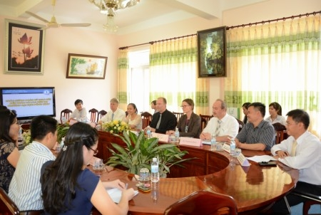 Potential cooperation with Tuong lai Media Technology Corporation  on Social work training