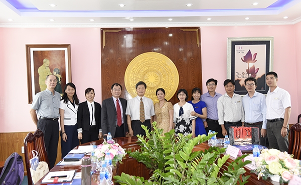 Expanding cooperation with Taiwan universities
