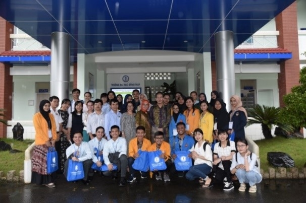 Welcome Sea-Teacher Students from Indonesia and the Philippines